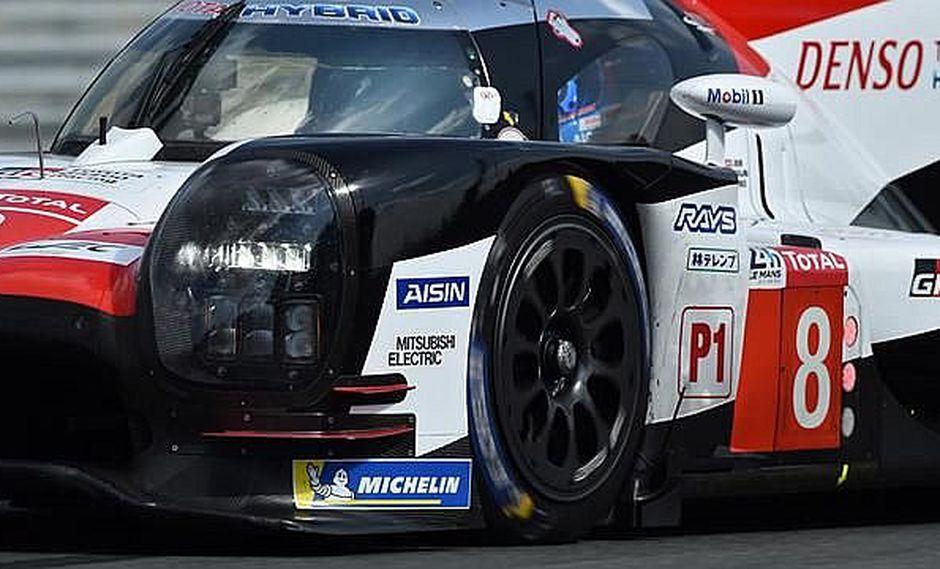 Auto de Alonso marca el mejor tiempo para las 24 horas de Le Mans