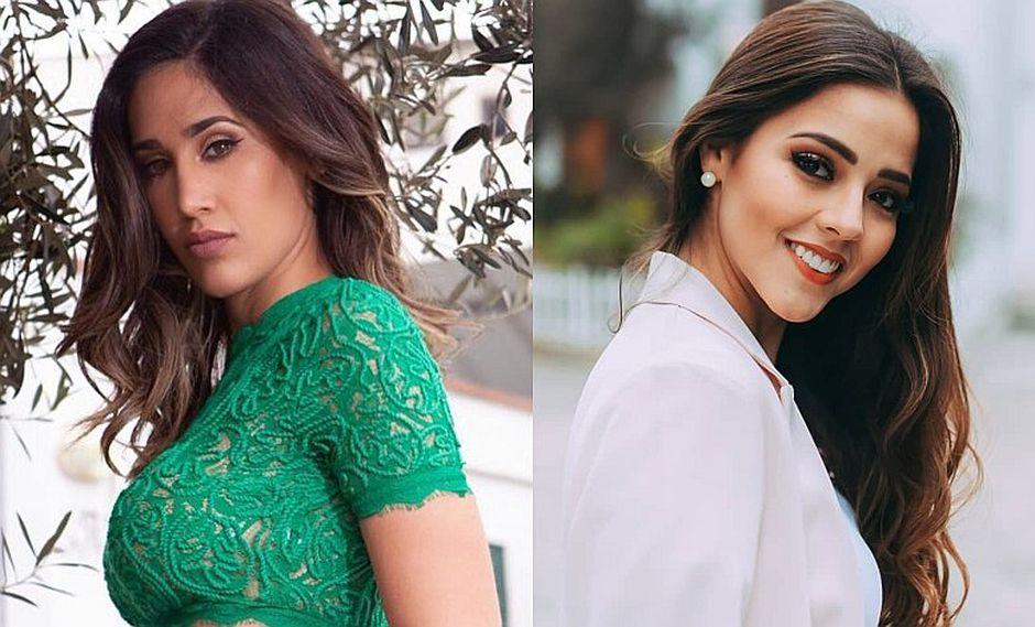 Spheffany Loza y Luciana Fuster coinciden en gusto por prenda sexy