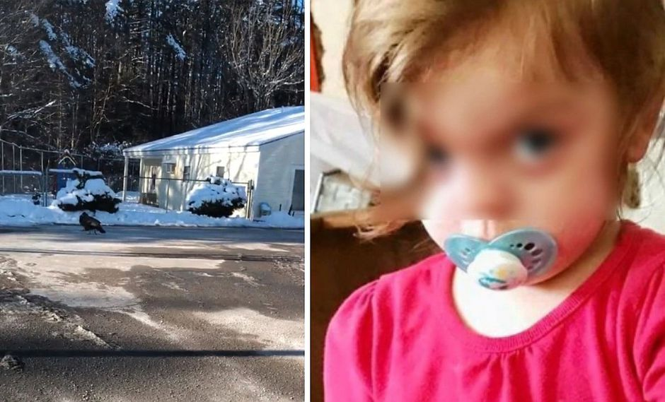 Bebé murió congelada en la madrugada cuando se escapó de casa para jugar