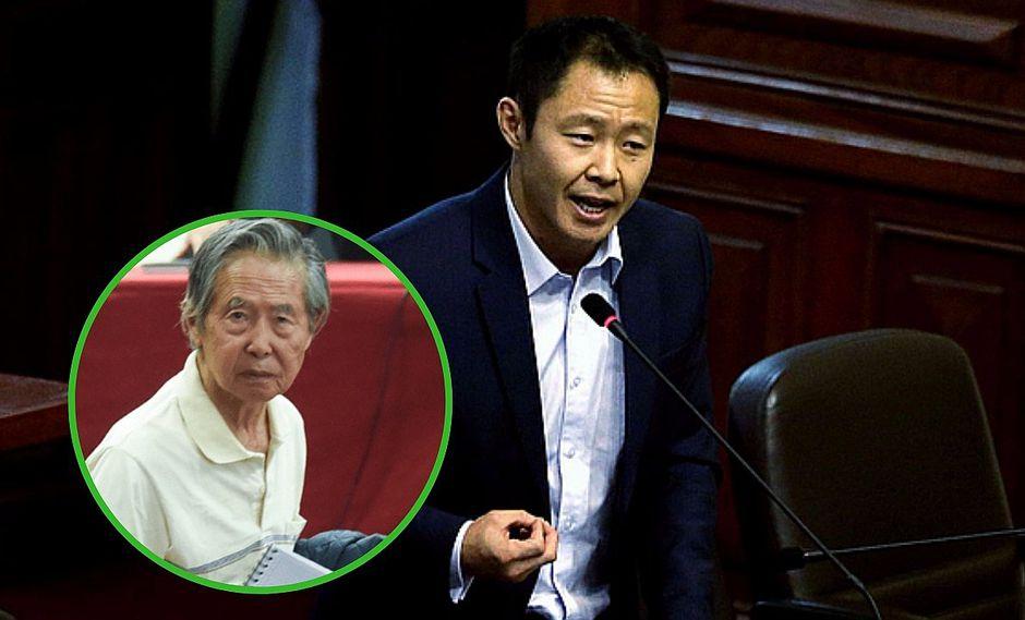 """Kenji Fujimori sobre su padre: """"será trasladado a la Diroes, a pesar de sus dolencias y su edad"""""""
