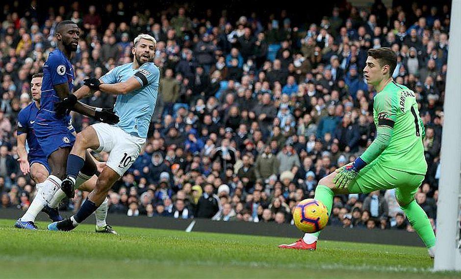 Premier League: Manchester City humilla con un 6-0 al Chelsea