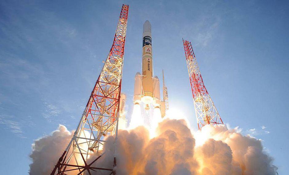 Japón lanza un satélite espía para chequear misiles de Corea del Norte