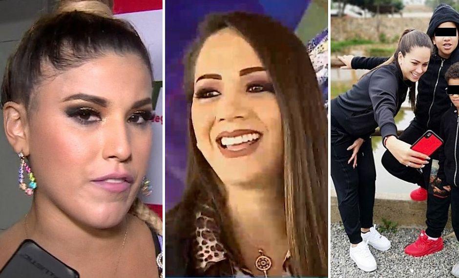 Melissa Klug no permitirá que sus hijos conozcan a Yahaira Plasencia│VIDEO