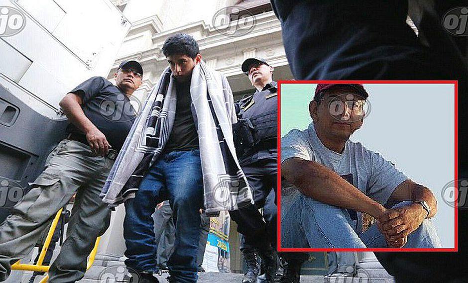 José Yactayo: así fue el traslado de Wilfredo Zamora al penal Castro Castro (VIDEO)
