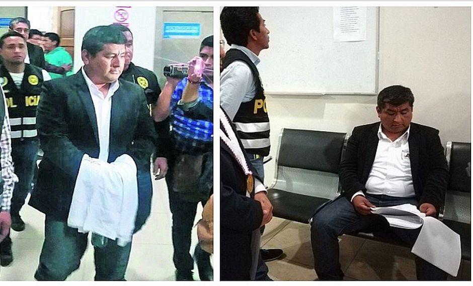 Dictan 18 meses de prisión preventiva para el alcalde de VMT