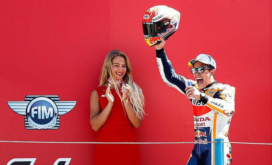 MotoGP: Marc Márquez vence en Assen y su título es casi un hecho