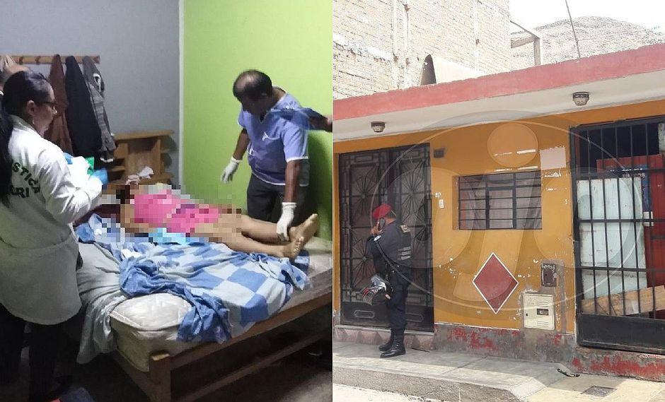 Nuevo feminicidio remece la capital: hombre mata a cuchillazos a su pareja en Los Olivos (FOTOS)