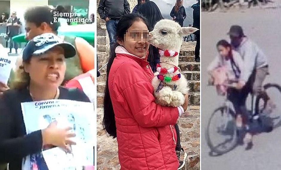 Mujer hace grave denuncia sobre asesino de niña de 11 años calcinada en SJL (VIDEO)