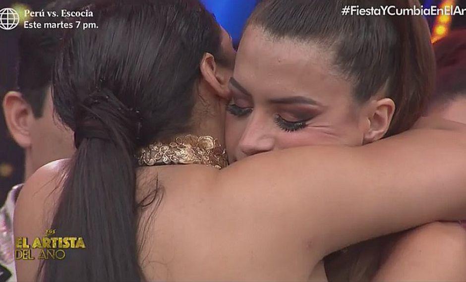 "Michelle Soifer a Milett Figueroa: ""Me da muchísima pena que te vayas"""