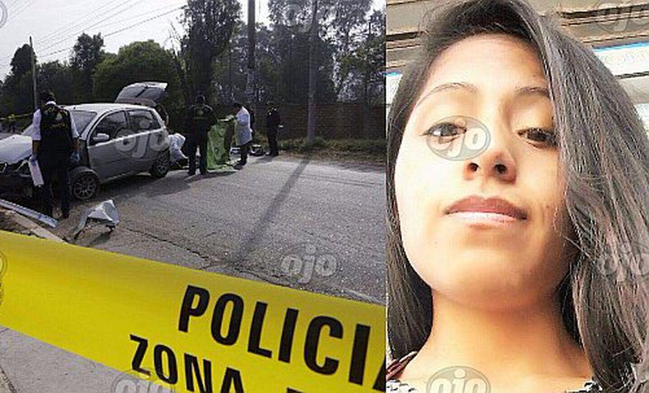 Chosica: hallan cadáver de joven de tan solo 22 años en maletera de auto (FOTOS)