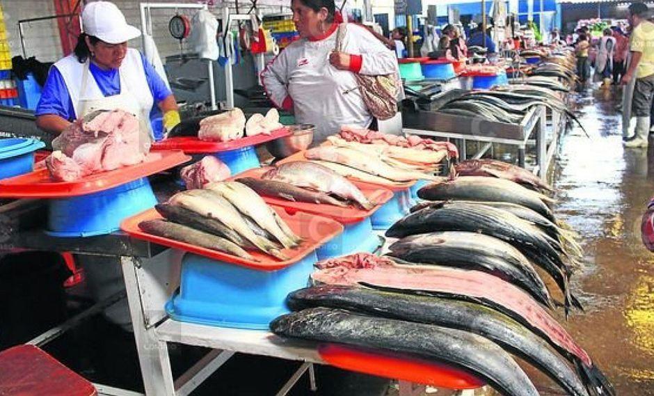 Venta de pescados y conservan desde un sol en San Martín de Porres