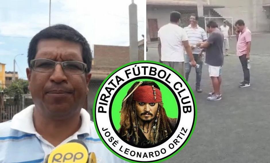 Presidente de Piratas el Molino asegura que su presentación no será en loza deportiva