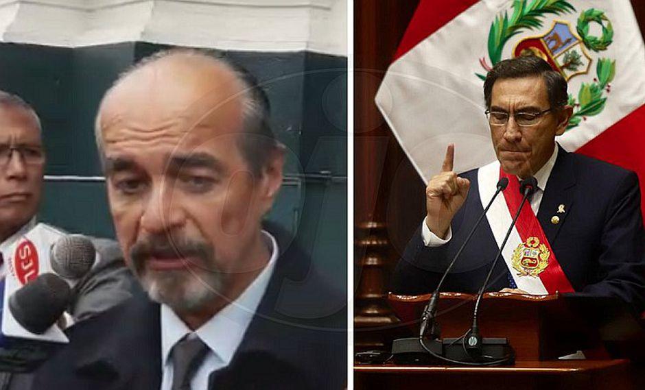 """Mauricio Mulder: """"La única manera para que se adelante elecciones es que Vizcarra renuncie""""│VIDEO"""