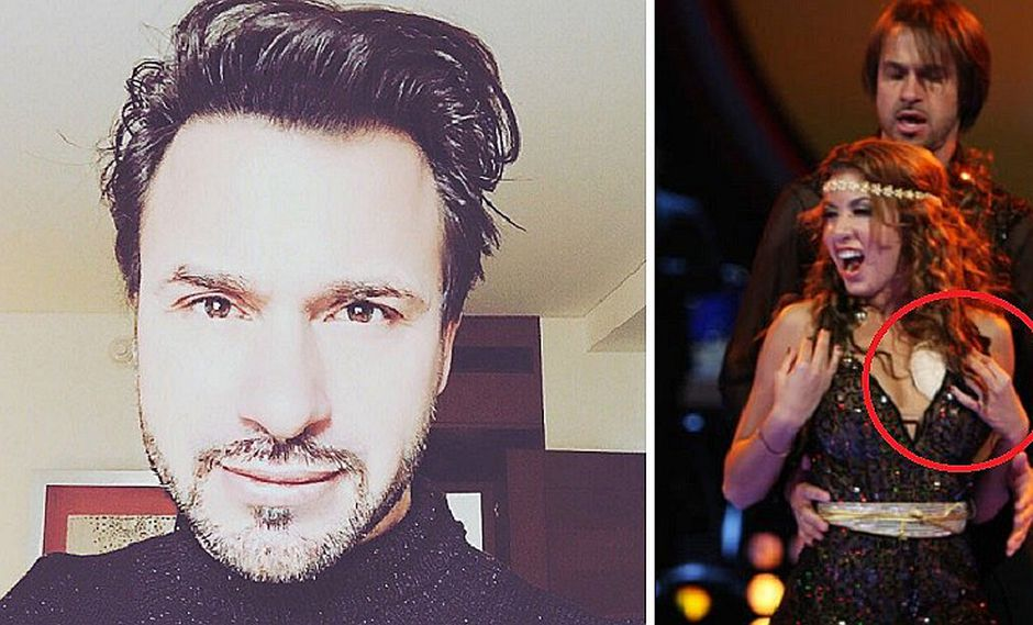 Cristian Zuárez: ex de Laura Bozzo hizo mostrar ropa interior a bailarina (VIDEO)
