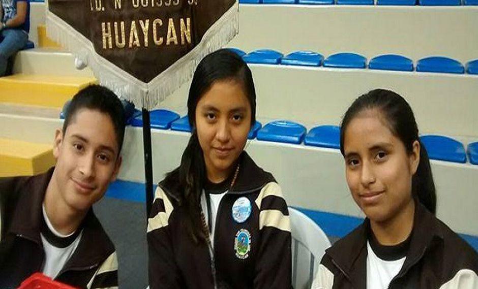 Escolares peruanos irán al mundial de robótica de Qatar