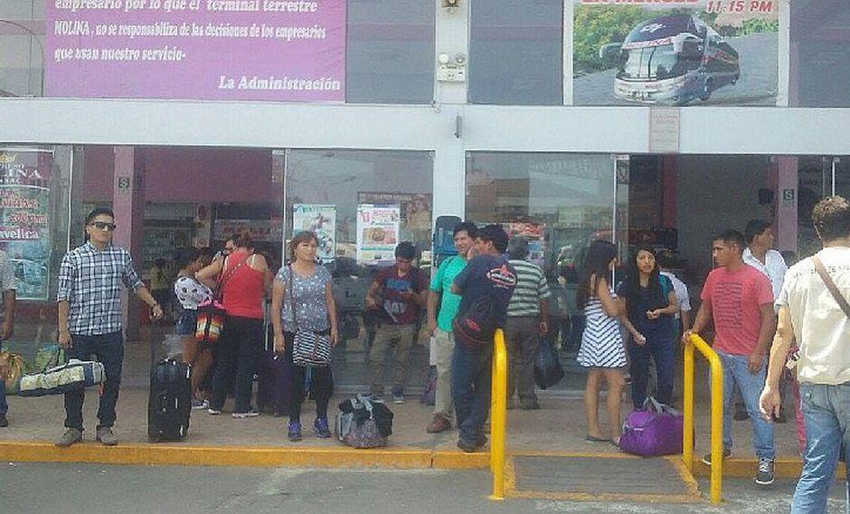 Semana Santa: Precio de pasajes al centro del país se incrementa en 100% [VIDEO]