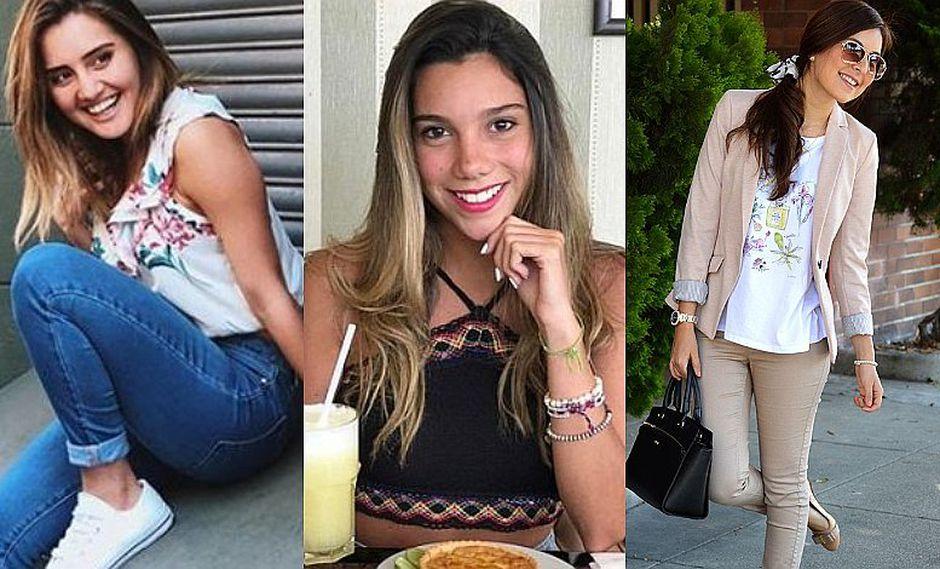 3 celebrities nacionales que adoran las prendas holgadas en invierno [FOTOS]