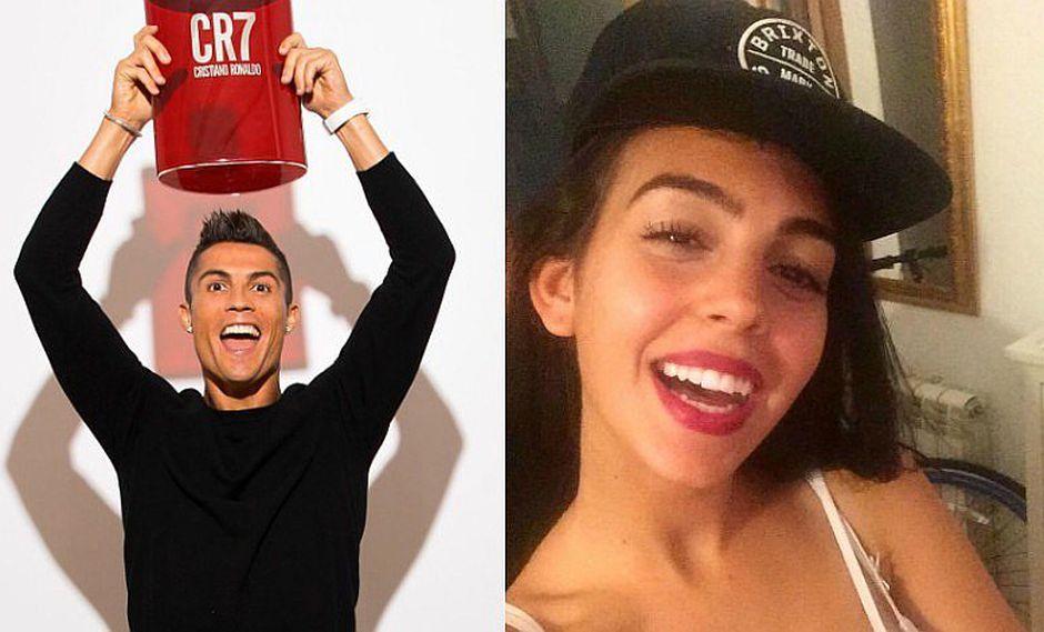Cristiano Ronaldo: su novia Georgina Rodríguez mostró su pancita en tierna foto