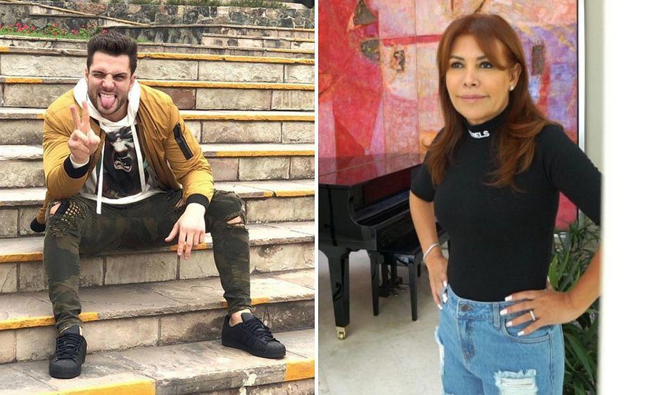 ¿Qué dijo Magaly Medina tras ser citada por la demanda que le interpuso Nicola Porcella?