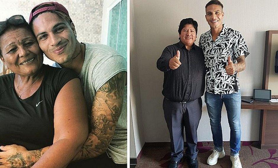 Edwin Oviedo revela anécdota entre Paolo Guerrero y Doña Peta