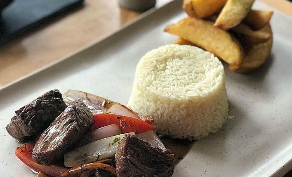 Facebook: usuarios indignados por precio del lomo saltado en restaurante de San Isidro (FOTO)