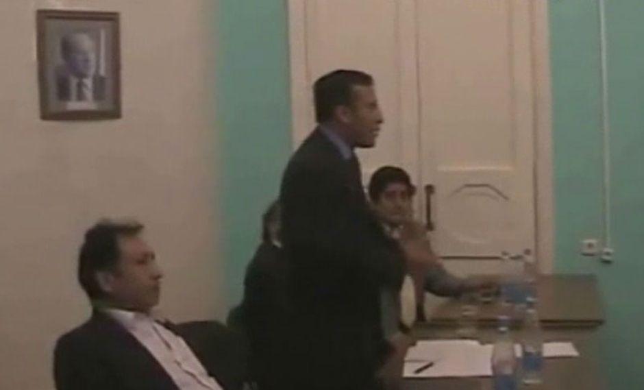 """Video: Humala """"Hay que patear traseros y transformar el Estado"""""""