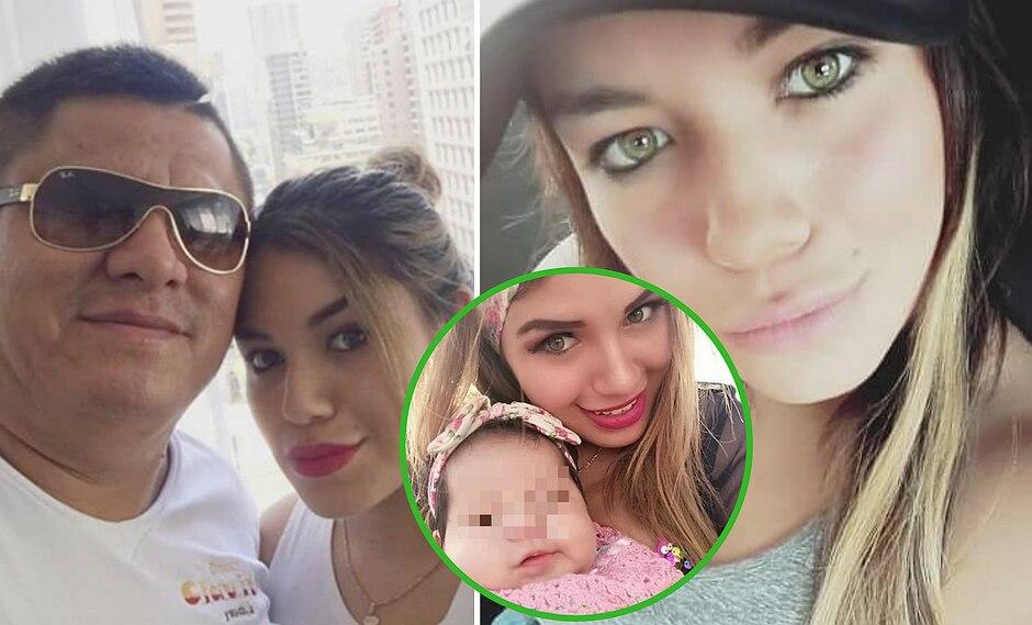 Andrea Fonseca se defiende tras ser acusada de dejar a su bebé para ir a shows de Clavito y su chela