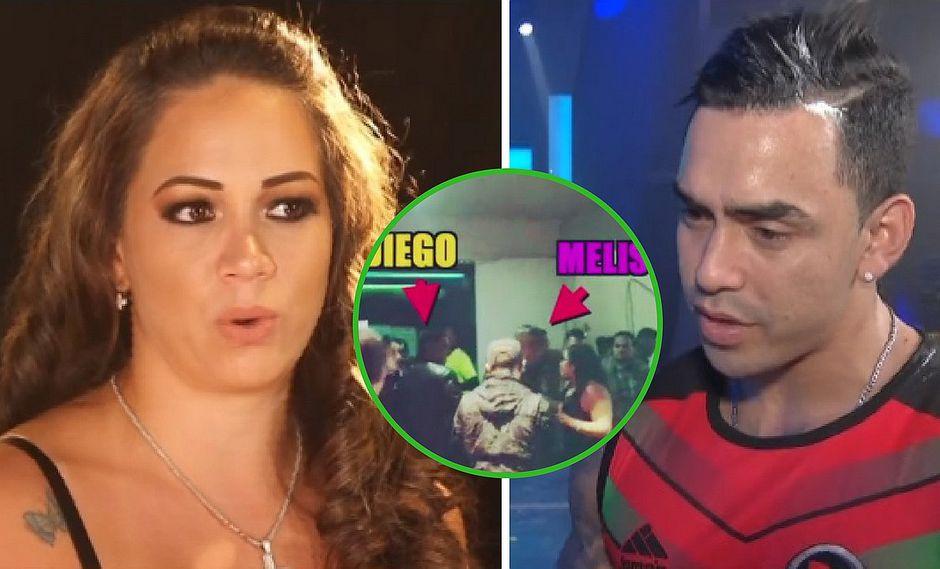 Diego Chávarri cuenta su verdad tras encuentro con Melissa Klug en discoteca