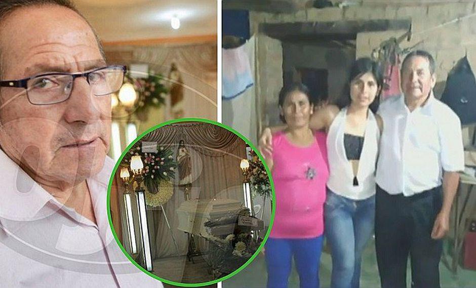 """Papá de Eyvi Ágreda tras muerte de su hija: """"Cadena perpetua no es suficiente"""""""
