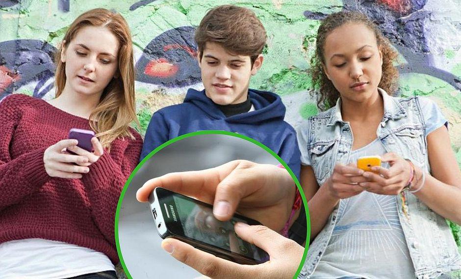 El 44% de adultos cree que a los adolescentes les importa estar en internet