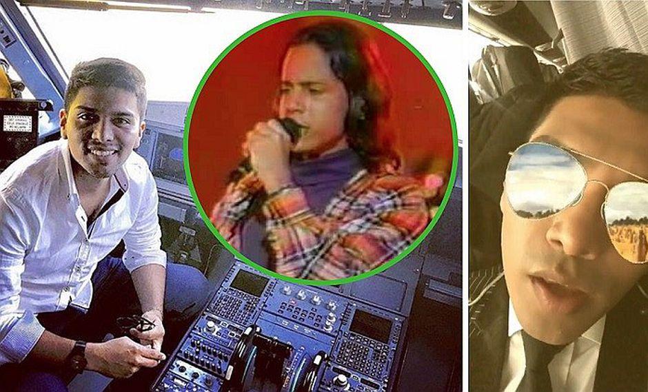 Christian Yaipén sorprende a fans cantando popular tema de Salserín (VÍDEOS)