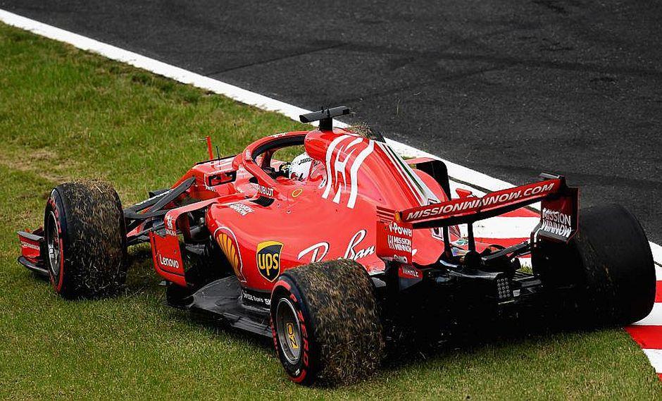 Fórmula 1: Ferrari es un desastre y entrega el título a Hamilton y Mercedes