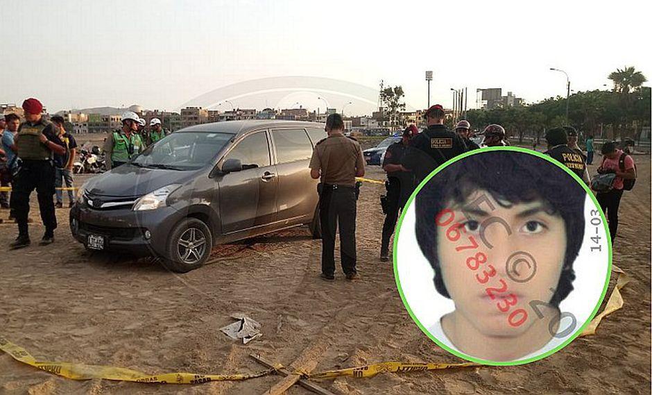 Joven es asesinado de tres balazos por sicarios en Los Olivos (FOTOS Y VIDEO)