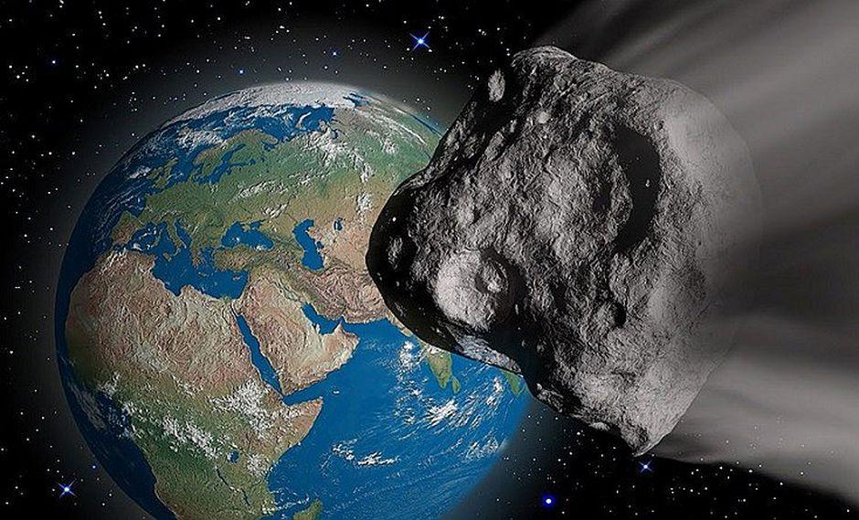 Asteroide podría chocar contra la Tierra y estudio revela la fecha en la que ocurriría