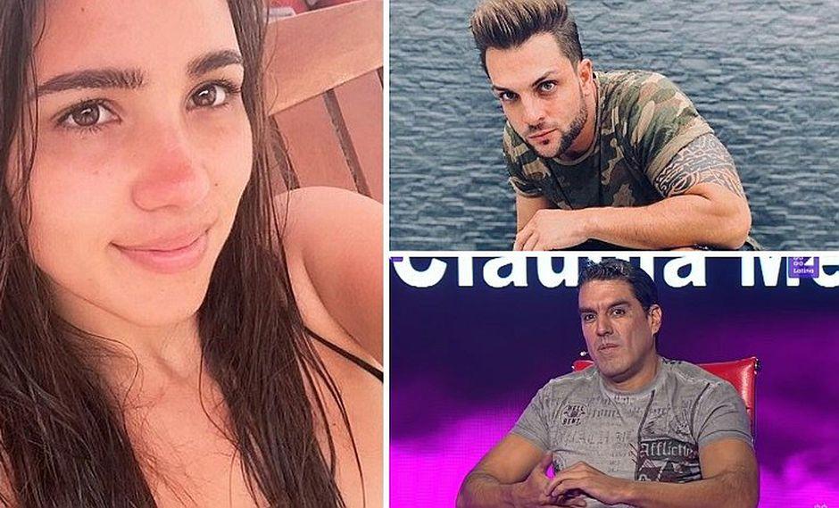 Nicola Porcella y Faruk Guillén: Daniela Arroyo grabó esta conversación con ellos (AUDIO)