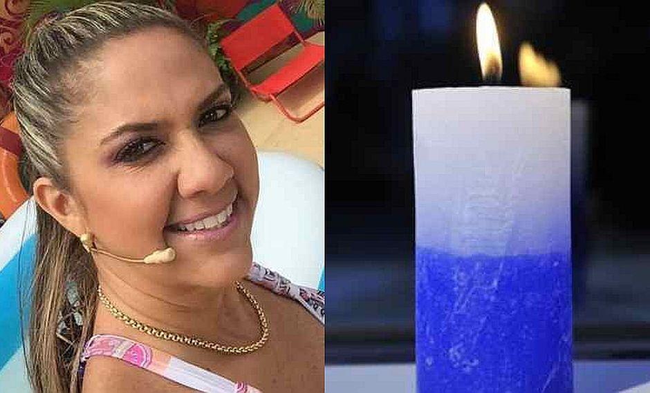 Mónica Galliani te explica cómo usar la vela azul para atraer el éxito