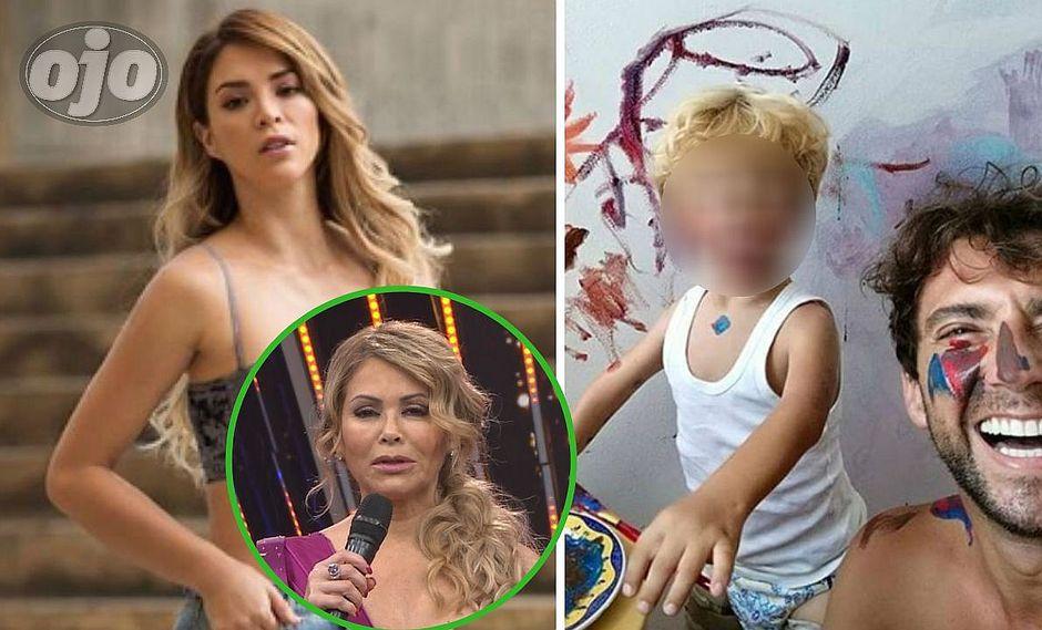 Hermana de Antonio Pavón afirma que su hermano no autorizó que su hijo salga en programa de Gisela Valcárcel