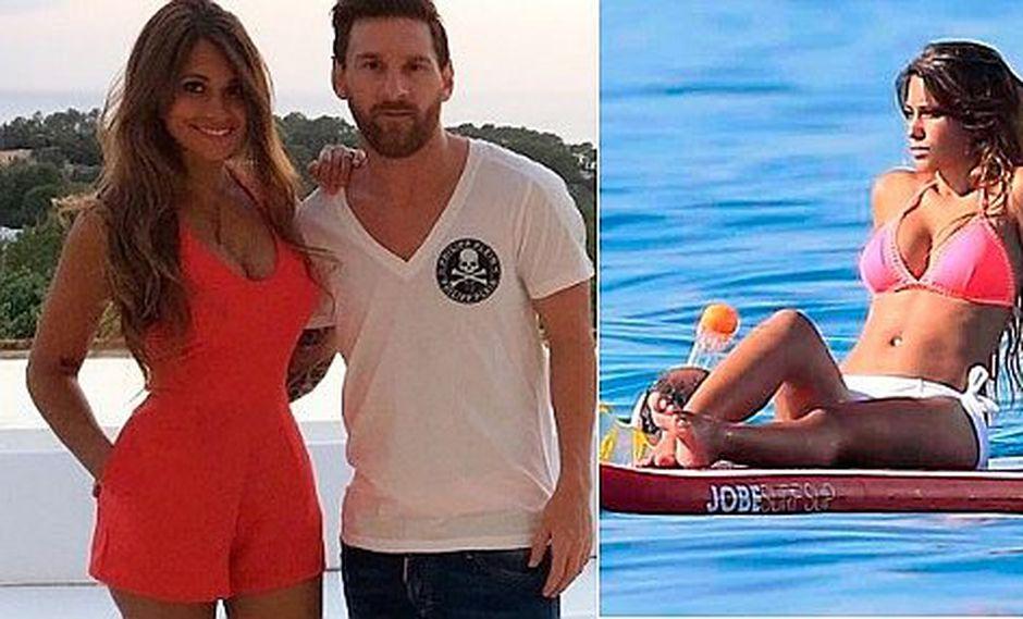 Carla Rocuzzo, la guapa cuñada de Lionel Messi (FOTOS)