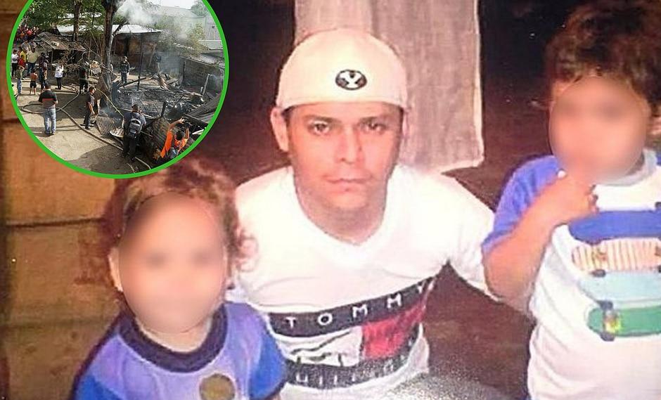 Las últimas y desgarradoras palabras de los hermanitos que murieron en incendio en su casa