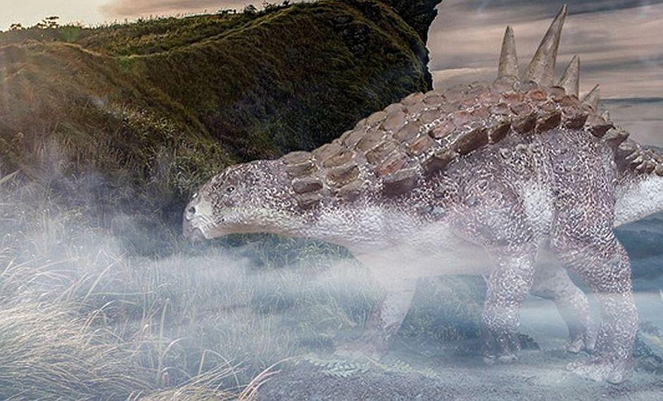 Paleontólogos descubren una nueva especie de dinosaurio