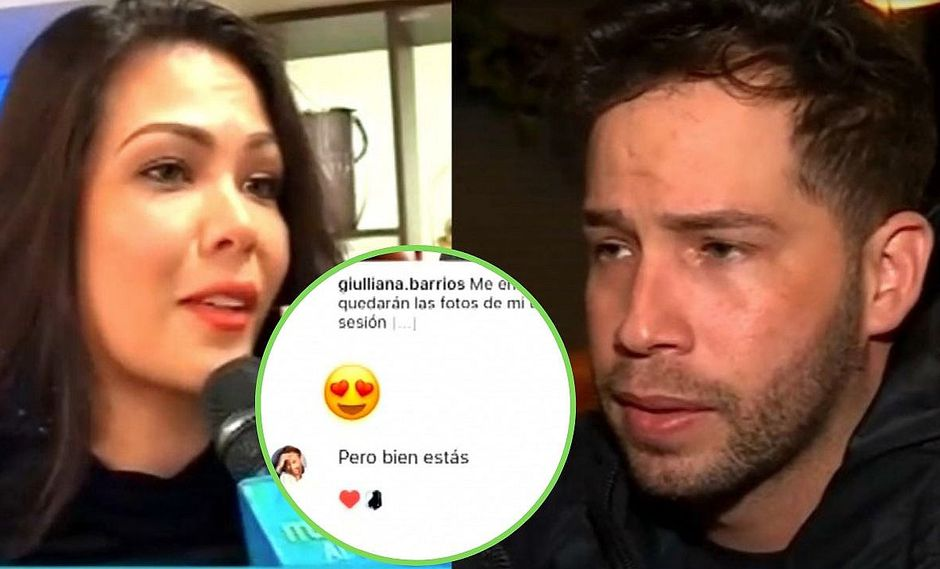 Giuliana Barrios muestra mensajes que le envió pareja de Michelle Soifer, Kevin Blow │FOTOS y VÍDEO