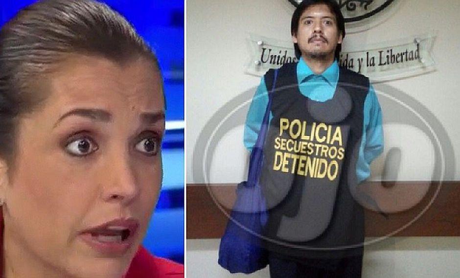 """""""Si me pasa algo será responsabilidad del Poder Judicial"""", denunció Melissa Peschiera"""