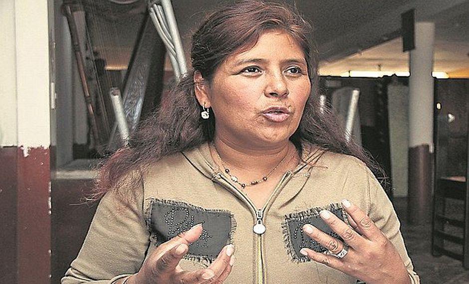 Cantante vernacular Haydée Choquecahua solicita apoyo ante amenazas de exrecluso