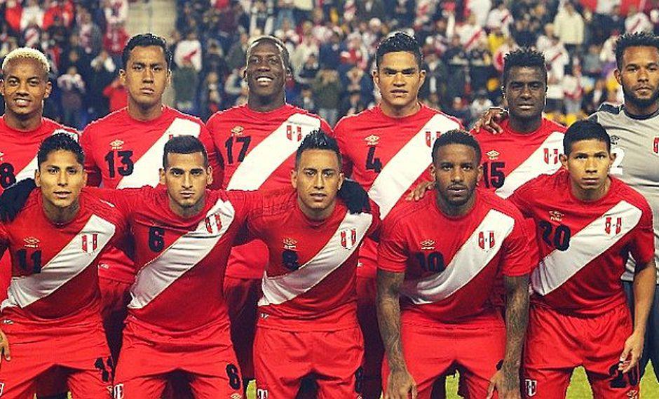 Selección peruana entrena por cuarta vez a poco de Rusia 2018