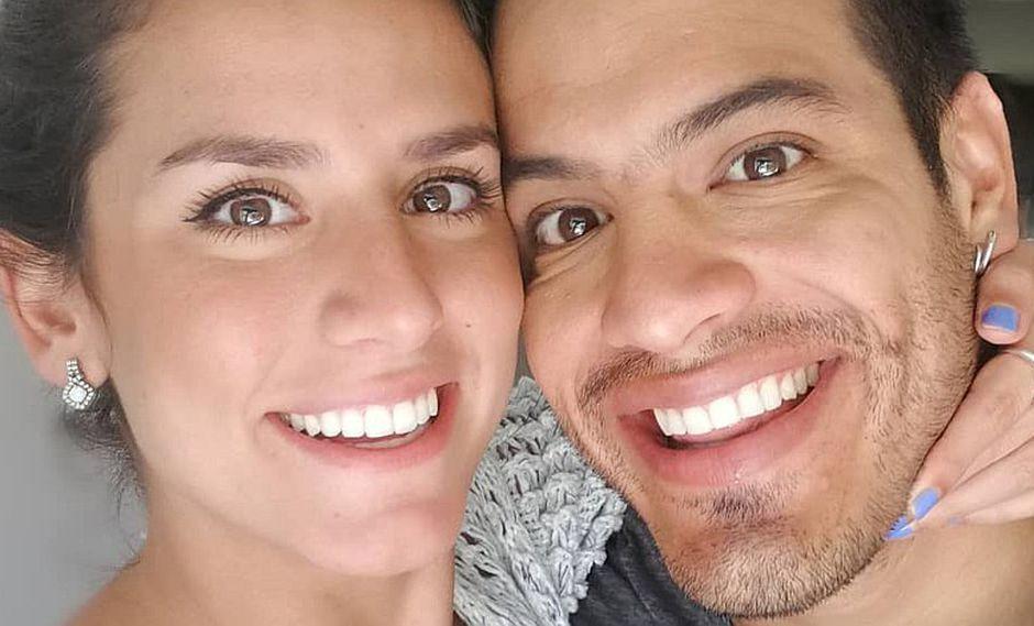 Ernesto Jiménez y Antonella Bacco lucen encantadores con looks para trekking