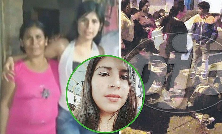 Mamita de Eyvi Ágreda en shock tras nuevo caso de Juanita Mendoza