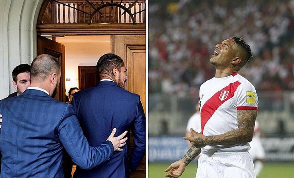 Asesor legal de Paolo Guerrero confirma que FIFA pidió ayer un año de sanción para capitán