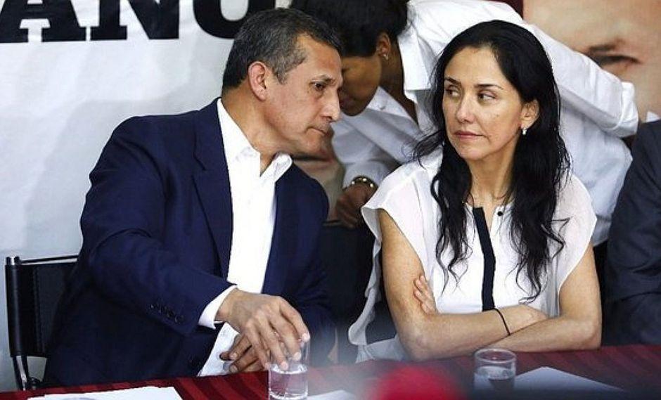 Ollanta Humala descarta que Nadine Heredia sea candidata presidencial para el 2021