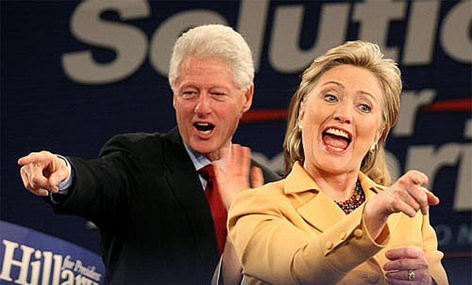 Bill Clinton, animal político que busca volver a la Casa Blanca como sea