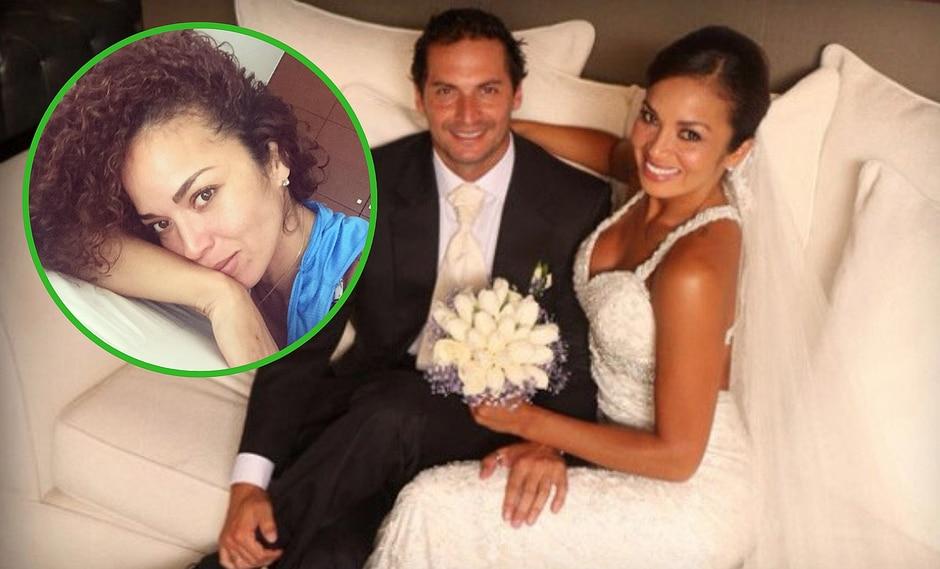 Adriana Zubiate anuncia divorcio de gerente de tv y muestra a su nueva pareja (FOTOS)